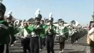 RHS Band - Selma Parade 2008