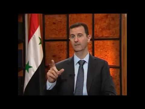 Bashar al-Assad on Turkish TV - FULL interview (English) 05-04-2013