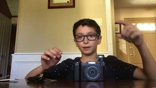 My New Camera (Unboxing And Review)