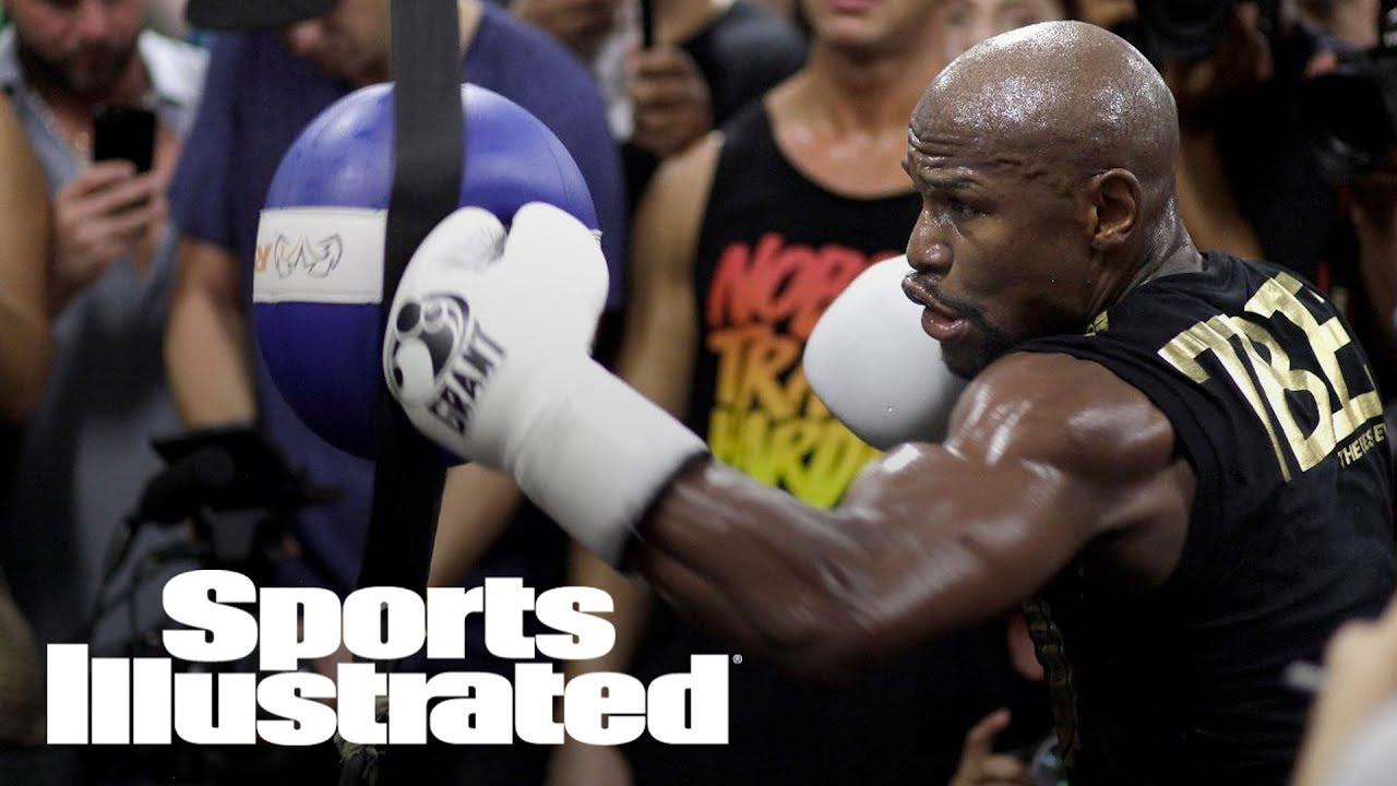 Dana White Says UFC, Floyd Mayweather Jr. Discussing Deal | SI Wire | Sports Illustrated