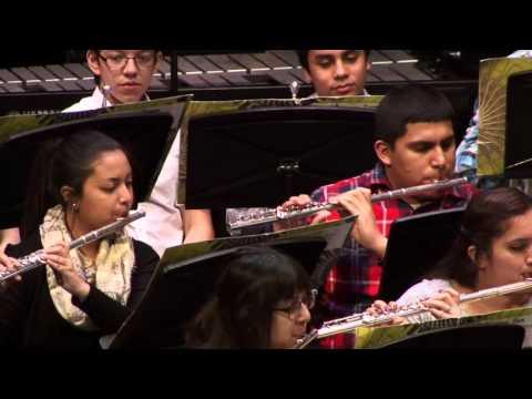 Two British Folk Songs - Thomas Jefferson Symphonic Band