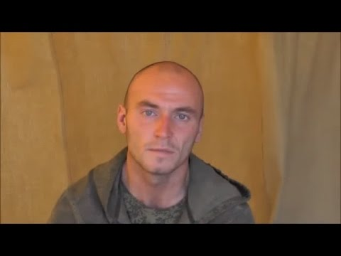 Interrogation Of Captured Russian Paratrooper Smirnov Donetsk Oblast Ukraine, August 26 2014