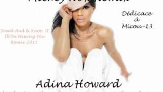 Watch Adina Howard Missing You video