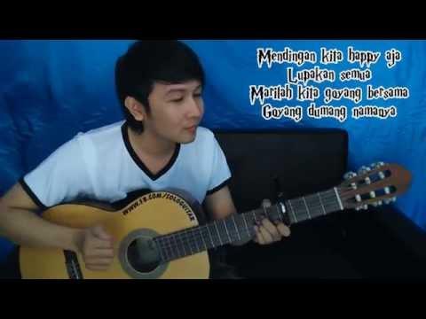 Download Lagu (Cita Citata) Goyang Dumang - Nathan Fingerstyle Cover MP3 Free