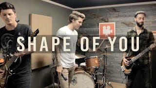 Ed Sheeran - quotShape Of Youquot Cover by Our Last Night