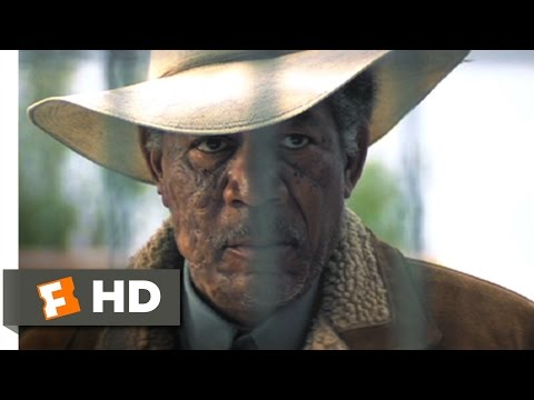 An Unfinished Life (7/12) Movie CLIP - A Caged Animal (2005) HD