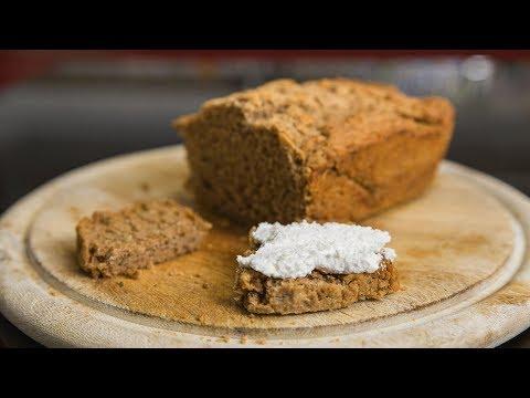 Хлеб на пиве с травами и чесноком | Beer bread with garlic and herbs