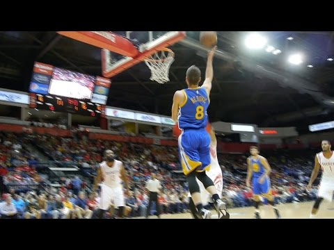 Warriors Lose to Rockets 90-83