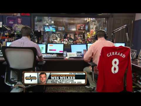 Wes Welker on the Dan Patrick Show (Full Interview) 5/16/14