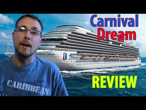 Carnival Dream 2012 - Tour and Review - Cozumel, Belize, Mahogany Bay, Costa Maya