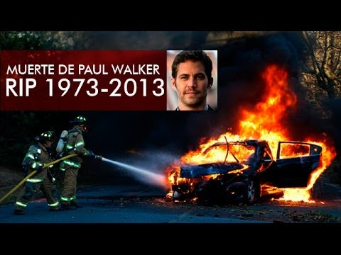 Dead Of Paul Walker (Video)