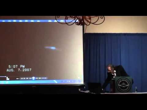 Haktan Akdogan At The 2014 Ozark Mountain UFO Conference