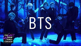 Download lagu BTS: Black Swan