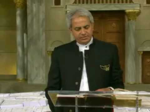 Benny Hinn - Praying In The Spirit, Lesson 1 (2)