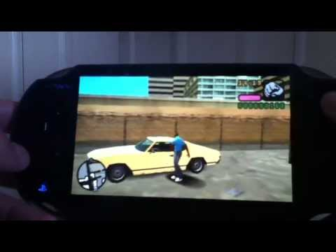 grand theft auto vice city stories on ps vita gta vcs