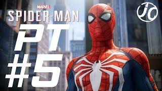 MARVEL SPIDER-MAN WALKTHROUGH PART 5 PS4 PRO 4K SPIDER-MAN LIVE STREAN NEW DLC COMING SOON NEW SUIT!