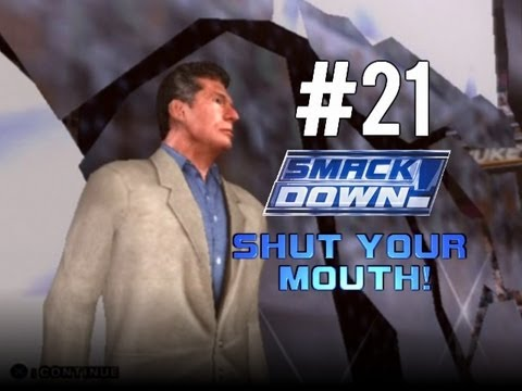 WWE SMACKDOWN: SHUT YOUR MOUTH - Season Mode, EP.21 (Blockbuster Triple Threat)