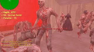 Zombie Escape(Counter Strike 1.6)