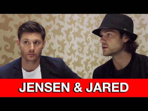 Jensen Ackles & Jared Padalecki Interview - Supernatural Season 10