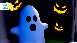 New 3D Cartoon For Kids ¦ Dolly And Friends ¦ Halloween Scary Real Ghosts #44