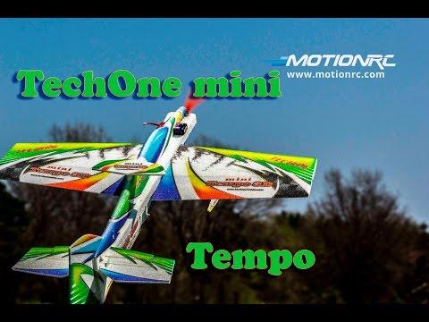 TechOne Mini Tempo 3D Flight Review