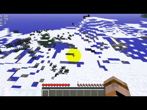 [GG Tv.Minecraft-ลง Mod X-RayMod_v023_WithFly 1.2.5