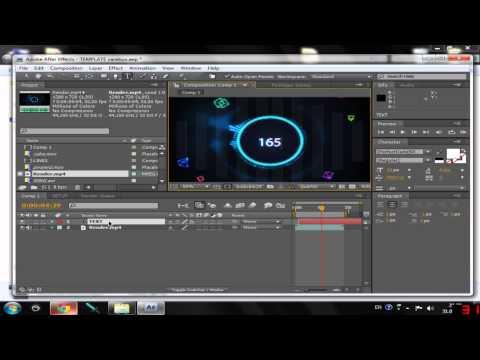 Как сделать фон adobe after effects