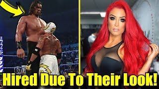 10 Wrestlers WWE Hired Only Because OF THEIR LOOKS! - Eva Marie, The Great Khali & More!