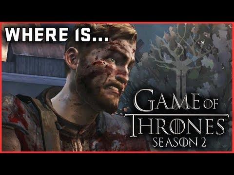 Telltale S Game Of Thrones Where Is Season 2 News