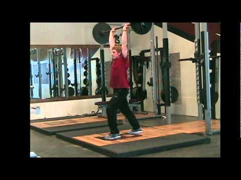 Olympic Lifts-YouTube Image 1