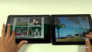 Acer Iconia Tab A700 vs. new Apple iPad 3