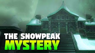 Who Once Lived at Snowpeak Mansion in Twilight Princess? (Zelda Theory)