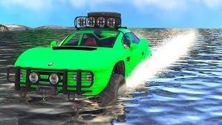 WORLDS HARDEST GTA RACE! (GTA 5 Funny Moments)
