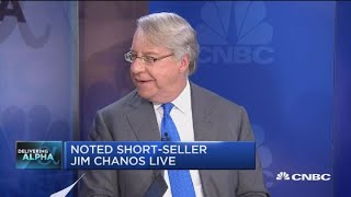 Short-selling legend Chanos says short Envision Healthcare