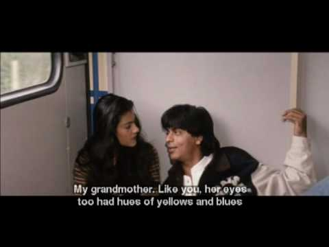 DDLJ: Raj and Simran First Meet (English subtitles)
