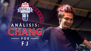 FJ analiza a CHANG | Red Bull Internacional 2019