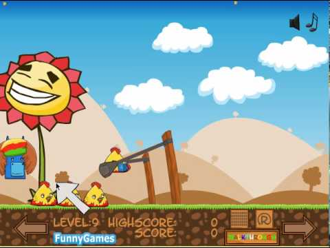Angry Animals Online Game Walkthrough (1-15 level)