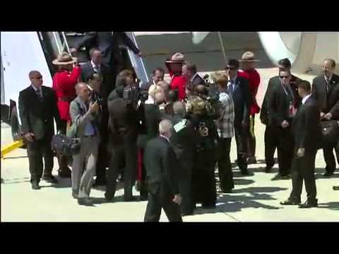 Algerie ,Bouteflika au sommet du G20 de juin 2010 ,oui pour un 4 eme mandat