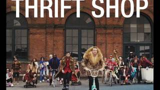 Macklemore-Thrift Shop With Lyrics
