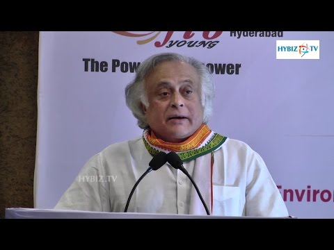 Water & Air Pollution Effecting Morbidity but not Mortality - Jairam Ramesh
