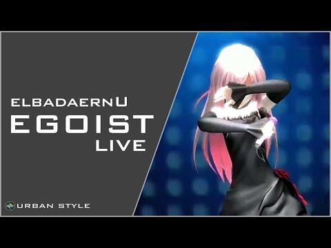 EGOIST【LIVE】/ elbadaernU (LIVE-09)