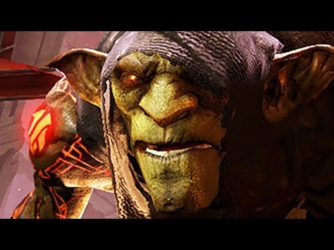 PS4 – Styx Master of Shadows Gameplay Video [E3 2014]