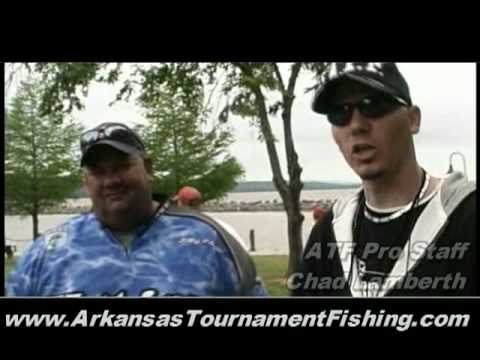Sexy Shad makes Angler $10,000 richer.  Lake Dardanelle Big Bass Classic