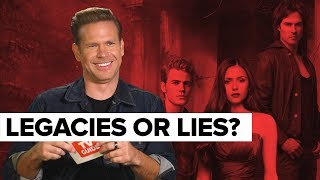 Download Lagu Legacies Cast Plays The Vampire Diaries Trivia Game Gratis STAFABAND