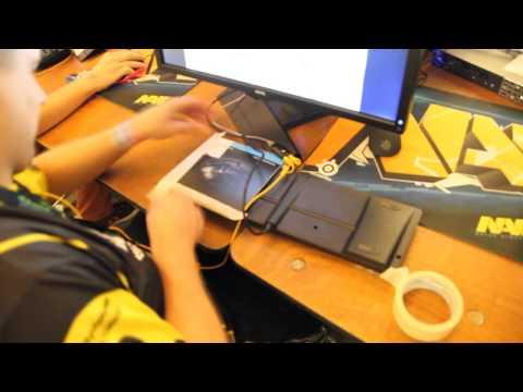 Zeus custom keyboard modding @ CPH 2013