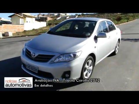 Toyota Corolla 2012 - Em detalhes - NoticiasAutomotivas.com.br