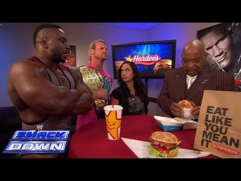 Dolph Ziggler makes promises concerning WWE Payback: SmackDown, June 14, 2013