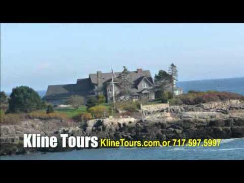 Kline Tours New England Fall Foliage Tour
