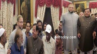 Mumtaz Ahmed Khan takes oath as Telangana pro-tem speaker