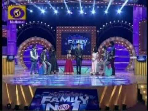 Pepsodent Family No 1 - Game Show on Doordarshan - with Sandip...